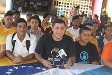 Estudiantes respaldan decisión de Guanipa y emprenderán reco...
