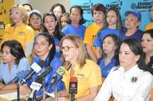 Elaisa Ferris: Mujeres de la Unidad conformaremos la Gran Al...