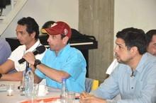Primero Justicia realizó su Comité Político Nacional encabez...