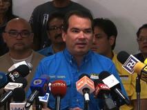 Tomás Guanipa: Primero Justicia no participará en el proceso...