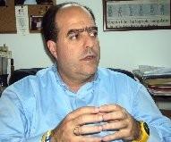 Julio Borges responde a Maduro en el New York Times