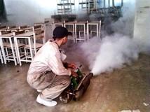 Refuerzan campaña contra dengue y chikungunya en El Cafetal