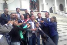 José Manuel Olivares: Los ataques de hoy no son en contra de...