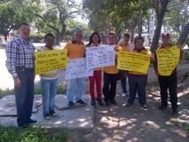 Primero Justicia Girardot protestó por la desmejora en la ca...