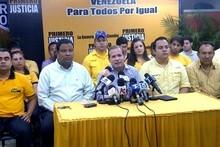"Guanipa a Pérez Pirela: ""No trate de ganar indulgencia ..."