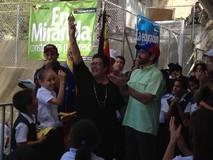 Capriles: A pesar de la crisis la educación en Miranda segui...