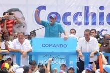 Capriles: Hoy desde Miraflores se dirige la corrupción en el...