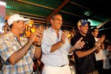 Capriles: Los del Gobierno han desangrado al país, pero vien...