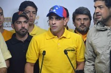 Capriles: ¿Unidad? Sí, para cambiar este desastre