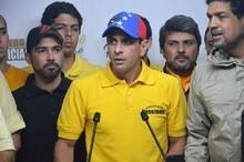 Henrique Capriles: El hambre de nuestro pueblo demanda respo...