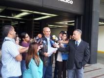 Ismael García consignó en la Fiscalía ampliación contra denu...