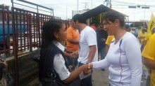 Amelia Belisario: Mi compromiso desde la AN es que lleguen l...