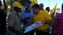 Luis Parra: Yaracuy está claro y sabe cómo votar por el camb...