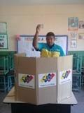 Richard Arteaga: De manera cívica ejercí mi voto rumbo al ca...