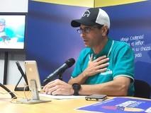 Capriles aseguró que niveles de participación este 15-O fuer...