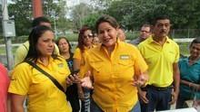 Aliana Estrada: Nuestra lucha es por el bienestar de la gent...