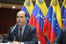 Julio Borges: la culpa de la crisis y el hambre en Venezuela...