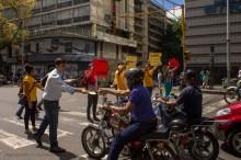 Jesús Armas: Escasez en Caracas ronda ya el 50%