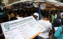 Alcaldía de Sucre informó sobre cuadrantes de seguridad en e...