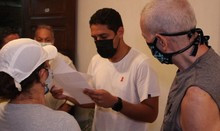 """José Manuel Olivares: """"A merced del olvido están vecinos de ..."""