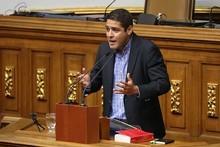 "José Manuel Olivares: ""Convertir en chiste muertes por ..."
