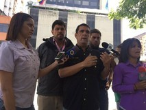 Diputados de Primero Justicia denunciaron a candidatos a la ...
