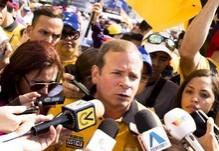 """Juan Pablo Guanipa: """"Los venezolanos tenemos la responsabili..."""