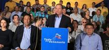 """Juan Pablo Guanipa: """"Hoy se concreta el acto más vil de trai..."""