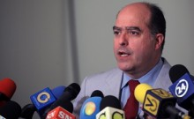 """Julio Borges: """"El CNE no puede seguir siendo un obstáculo qu..."""