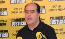 Julio Borges: Pedimos a todos dar el paso hacia la Tarjeta Ú...