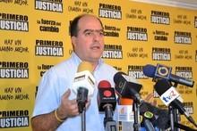 """Julio Borges: """"PJ sigue de pie, nada nos detiene. El 8-D vam..."""