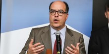 Julio Borges cuestiona envío de ayuda humanitaria del régime...