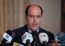 """Julio Borges: """"Sentencia del TSJ pone en evidencia a un..."""