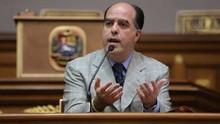 Julio Borges: Solo aceptaremos un acuerdo que cumpla con las...
