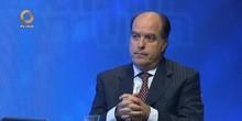 Julio Borges: Tenemos que trancar el juego para cambiar el s...