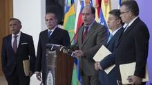 Julio Borges a Lucena: Usted miente, en RD no hubo acuerdo y...