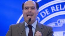 Julio Borges criticó reanudación de envío de petróleo a Cuba