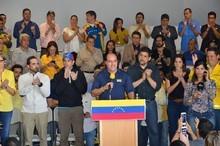 """Julio Borges: """"Me queda claro que el gobierno está absolutam..."""