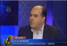 Julio Borges: Sentencia del TSJ es una burla en una Venezuel...