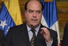 """Julio Borges: """"La dictadura ha enviado ayuda a 7 países en m..."""