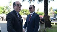 Julio Borges en Dominicana: Venimos a consolidar una salida ...