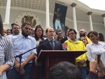 Julio Borges: Venezuela es una enfermedad contagiosa para to...