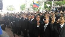 Asamblea Nacional juramentó a nuevos magistrados del TSJ