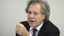 Luis Almagro llama a Consejo Permanente de la OEA por caso V...