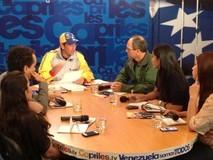 Capriles: Maduro colapsará el 8 de diciembre con los millone...