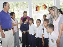 14 mil estudiantes han sido atendidos con 43 escuelas constr...