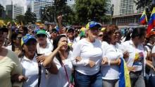 """Yajaira Castro de Forero: """"Estamos ante una dictadura y tene..."""