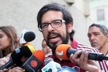 Miguel Pizarro: Hoy los venezolanos luchamos por nuestro fut...
