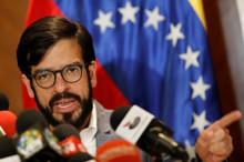 """Miguel Pizarro: """"La realidad de Venezuela es imposible obvia..."""