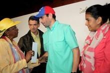Capriles: En Venezuela la impunidad en casos de homicidios a...